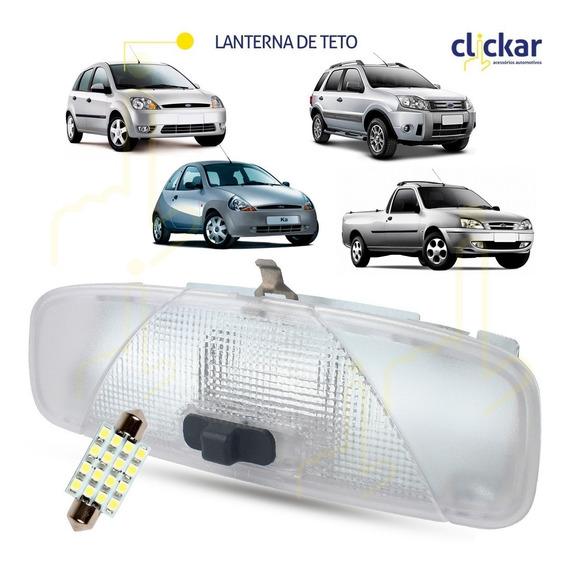 Lanterna Interna Luz Teto Ka Fiesta Ecosport Courier Focus