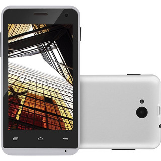 Telefone Celular Multilaser Ms40 - Branco (p9008)