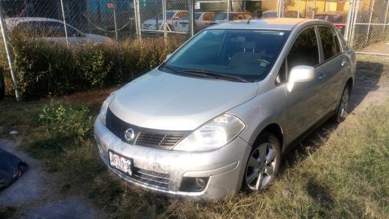 Nissan, Tiida, 2013, Automatico