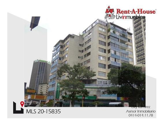 Apartamento En Alquiler. Altamira Mls 20-15835