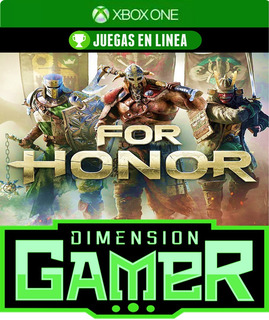 For Honor Standard Edition - Xbox One - N Codigo - Oferta