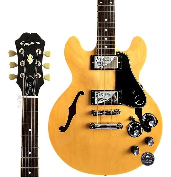 Guitarra Semi Acústica EpiPhone Es339 Musical Store Promoção