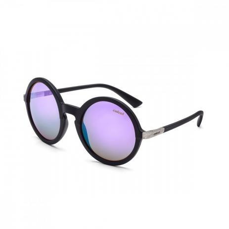 6da0482d8 Oculos Sol Colcci Janis Preto Fosco C Prata Foco L Cinza Rev