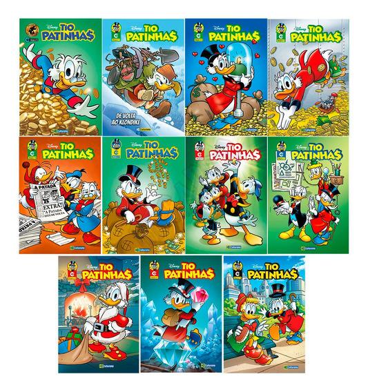 Gibi Tio Patinhas Kit 11 Volumes Disney Culturama