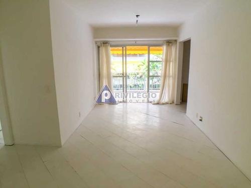 Imagem 1 de 25 de Apartamento À Venda, 1 Quarto, Jardim Botânico - Rio De Janeiro/rj - 2599