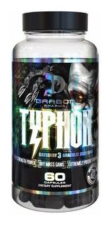Typhon Dragon Pharma 60 Cap - Importado 100% Original