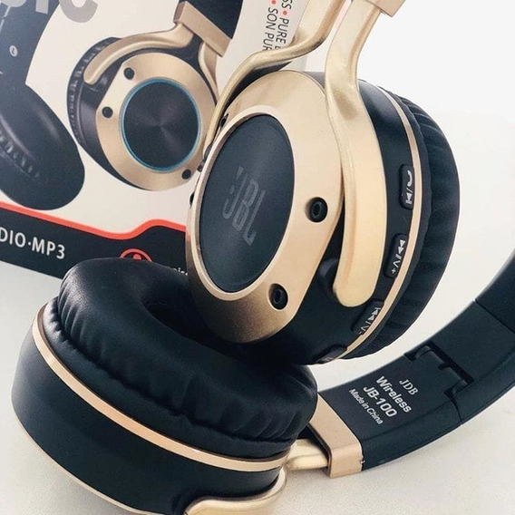 Fone De Ouvido Bluetooth Extra Bass Jbl