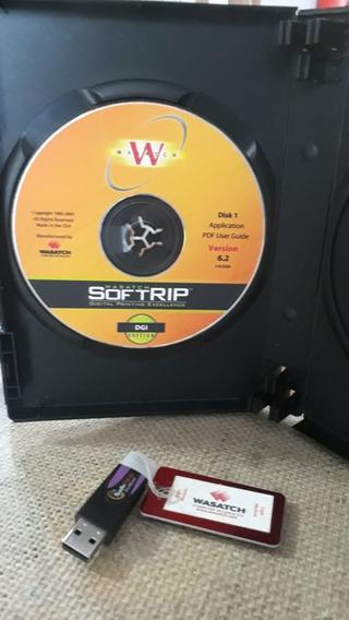 Wasatch Sofitrip 6.2 Original Com Chave De Segurança