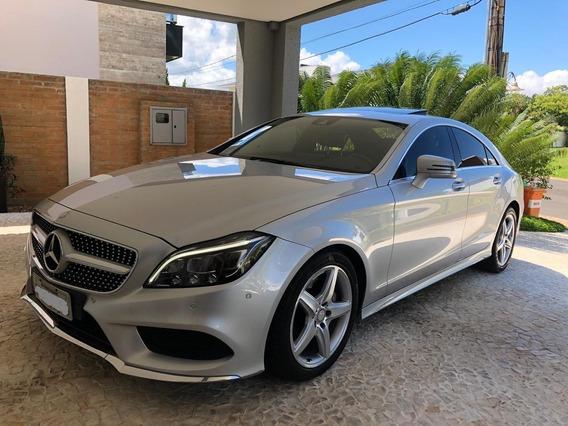 Mercedes Cls 400 - Aut. V6, Bi-turbo, Teto .black Friday!