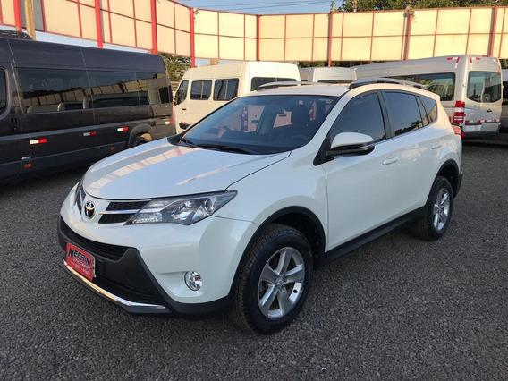 Toyota Rav4 2.0 4x4 16v Automático 2013 Completa Muito Nova