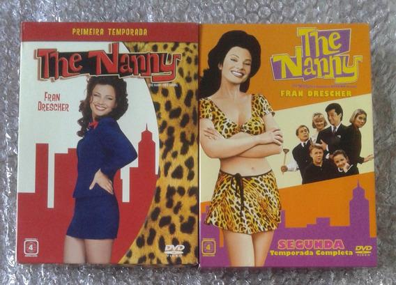 The Nanny - Temporadas 1 E 2(6 Dvds) Não Lacrado - Leg