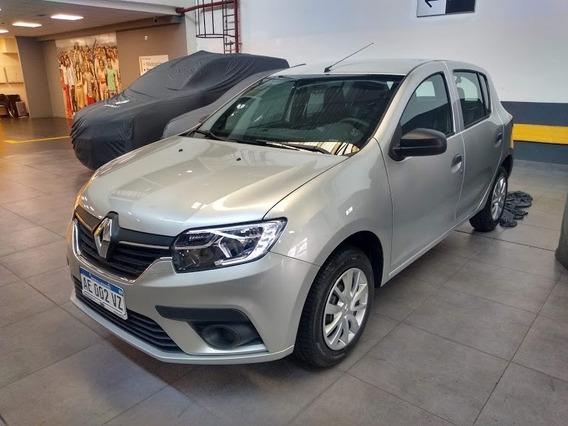Renault Sandero Life 0km 2020 Patentado Sin Rodar (mac)