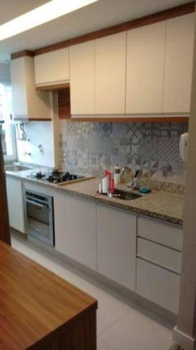 Imagem 1 de 12 de Apartamento Com 2 Dormitórios À Venda, 59 M² Por R$ 600.000,80 - Lapa - São Paulo/sp - Ap0424