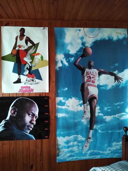 Unicos, Originales E Historicos Posters De Michael Jordan