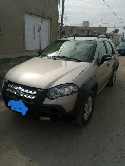 Fiat Palio 1.8 Adventure Locker 2010