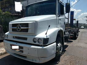 Mb 1620 04/04 Truck Chassi - R$ 82.000