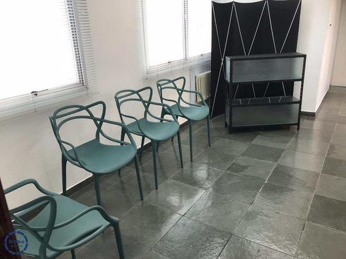 Conjunto Comercial, Ponta Da Praia, Santos - R$ 380 Mil, Cod: 18889 - A18889