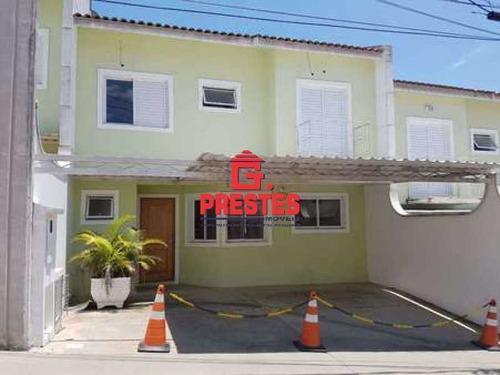 Casa Em Condomínio-à Venda-jardim Alvorada-sorocaba - Stcn40033