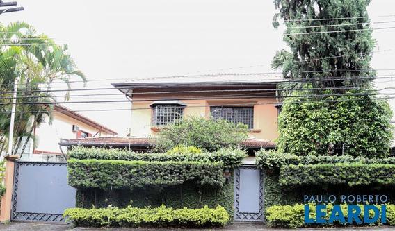 Casa Assobradada - Perdizes - Sp - 591266
