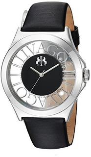 Reloj Casual De Acero Inoxidable De Cuarzo Suizo Fun Swiss D