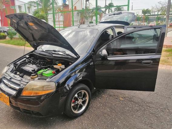Aveo Five Motor 1600 5 Puertas Modelo 2008