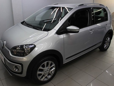 Volkswagen Up! Cross I-motion 1.0l Mpi Total Flex, Iwy1299