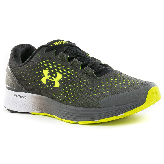 Zapatillas Charged Bandit 4 Gris Under Armour