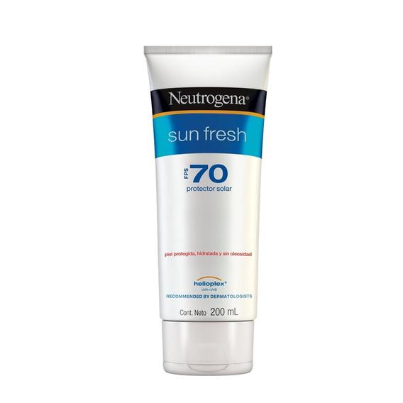 Neutrogena Sun Fresh Crema Fps 70 X 200ml