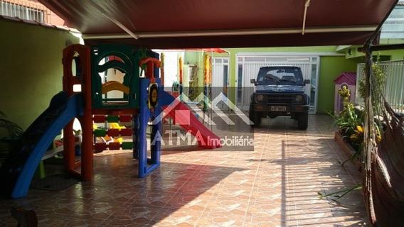 Casa De Rua-à Venda-vila Da Penha-rio De Janeiro - Vpca50003