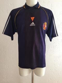 Jersey Selección España Visita Mundial Francia 1998 adidas