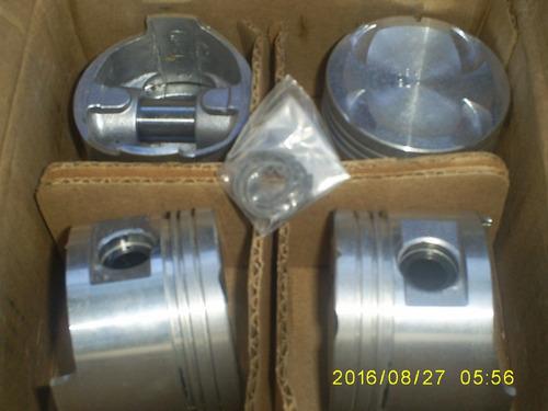 Jgo Pisto  030 Laser 1.6 De 78mm Año 96 Aceitero Grueso
