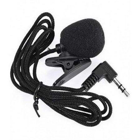Microfone Lapela P/ Celular Para Vídeos, Palestras