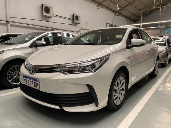 Toyota Corolla Xli 1.8 2018
