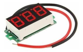 Voltímetro Digital , Carro , Computador, Fonte