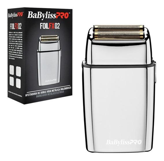 Maquina Afeitadora Profesional Foil Fx02 Babylisspro