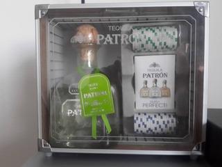 Maletin Poker Tequila Patron