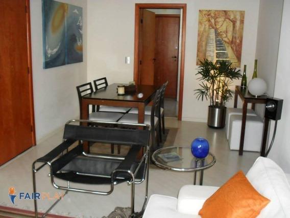 Apartamento Locação Brooklin 3 Dorm 1 Suite 2 Vagas 110m - Ap4746