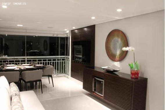 Apartamento Para Locação Em São Paulo, Chácara Santo Antonio, 2 Dormitórios, 2 Suítes, 4 Banheiros, 2 Vagas - Zzalaqc13_1-832967