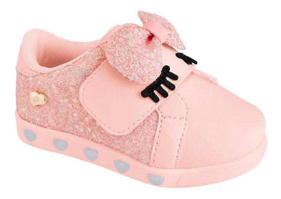 Tênis Infantil Pampili Sneaker Luz