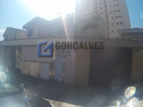 Venda Sobrado Sao Bernardo Do Campo Rudge Ramos Ref: 109190 - 1033-1-109190