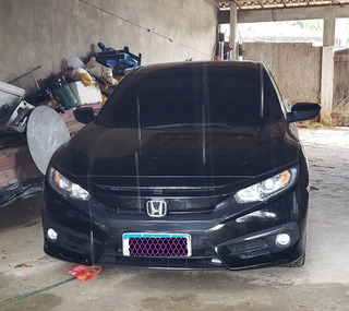 Honda Civic 2.0 Sport Flex 4p 2018