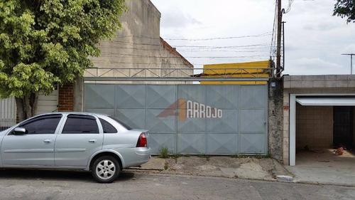 Salão Para Alugar, 190 M² Por R$ 1.700,00/mês - Vila Buenos Aires - São Paulo/sp - Sl0109