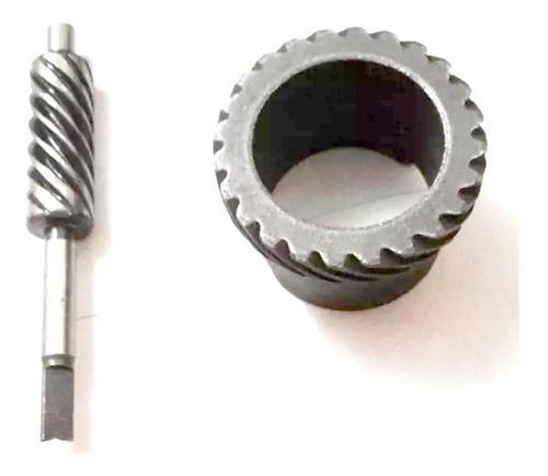 Kit Engrenagem Velocímetro Xr/nx200 Cbx/200 Strada 21845