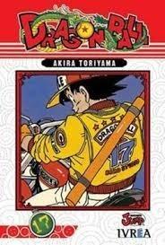 Libro 17. Dragon Ball De Akira Toriyama