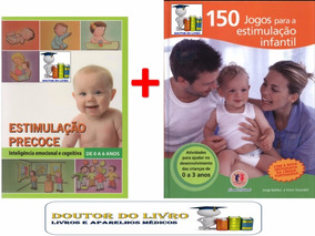 150 Jogos Estimulação Infantil+ Estimulação Precoce Até 06 A