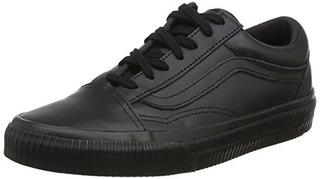 zapatos vans de mujer negras