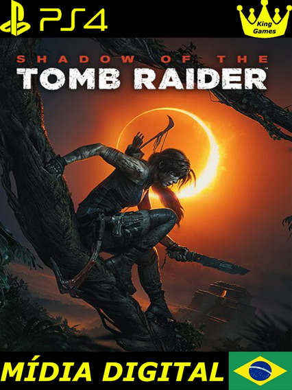 Shadow Of The Tomb Raider | Ps4 1 | Lançamento