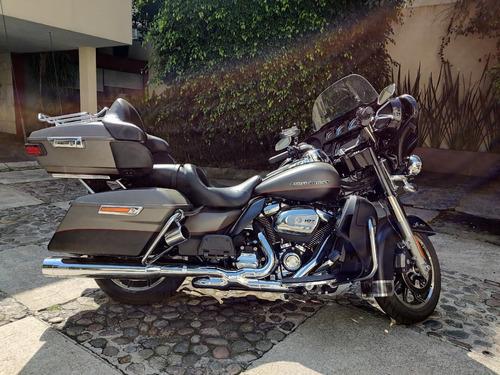 Imagen 1 de 10 de Harley Davidson Ultra Limited 2018