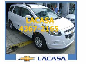 Chevrolet Spin Lt 5 Asientos