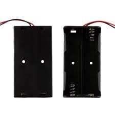 Suporte De Bateria 18650 - Para 2 Baterias